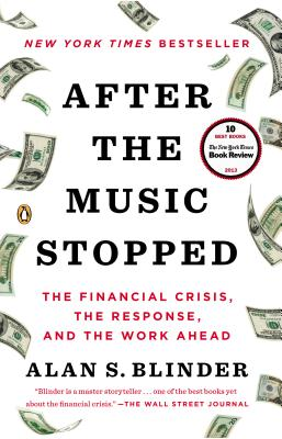 After the Music Stopped By Blinder, Alan S.